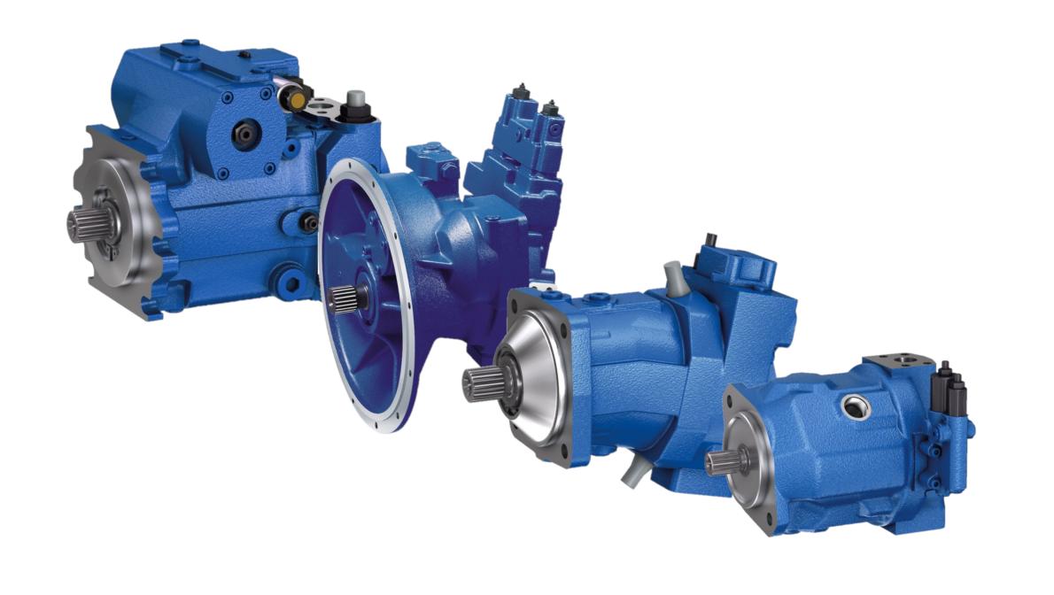 Hydraulikpumpe A10CNO Bosch Rexroth