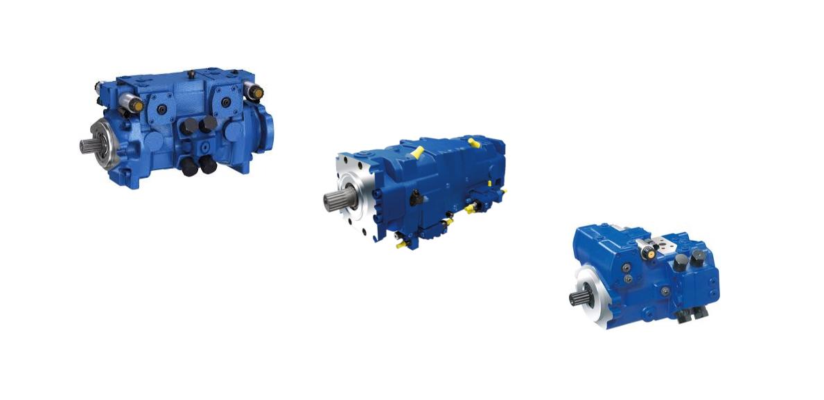 Hydraulikpumpe A22VG A28VLO A30VG Bosch Rexroth