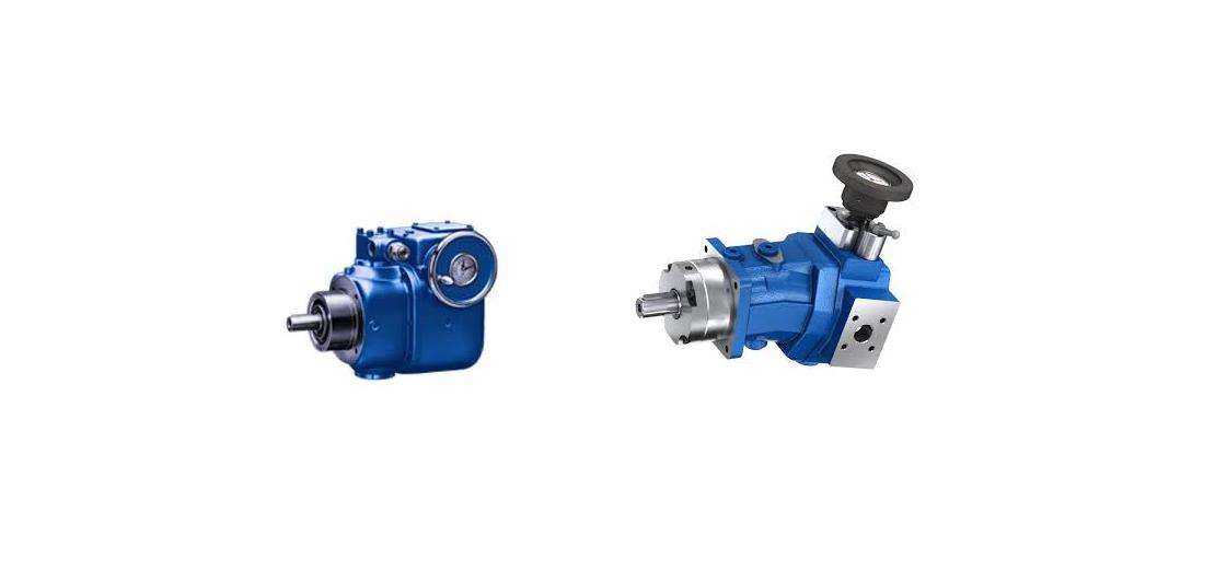 Hydraulikpumpe A2VK / A7VK Bosch Rexroth