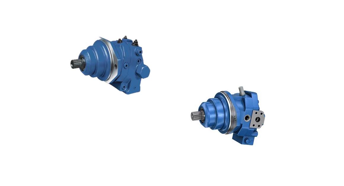 Hydraulikmotor A6VE Bosch Rexroth